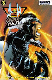 Cover Thumbnail for Ash: Cinder & Smoke (Event Comics, 1997 series) #6 [Cover by Humberto Ramos]