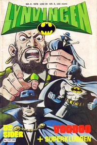 Cover Thumbnail for Lynvingen (Semic, 1977 series) #9/1979