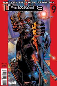 Cover Thumbnail for The Ultimates: La Serie Original (Editorial Televisa, 2011 series) #9