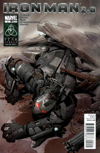 Cover Thumbnail for Iron Man 2.0 (Marvel, 2011 series) #2