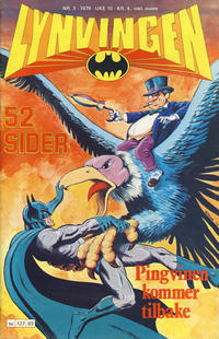 Cover Thumbnail for Lynvingen (Semic, 1977 series) #3/1979