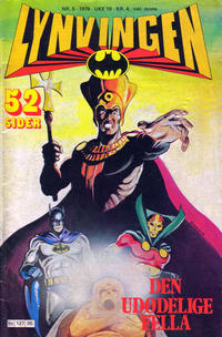 Cover Thumbnail for Lynvingen (Semic, 1977 series) #5/1979