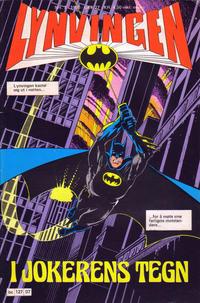 Cover Thumbnail for Lynvingen (Semic, 1977 series) #7/1980