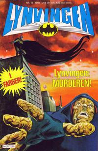 Cover Thumbnail for Lynvingen (Semic, 1977 series) #10/1980