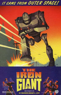 Cover Thumbnail for The Iron Giant (American Red Cross, 1999 series)