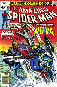 Cover Thumbnail for The Amazing Spider-Man (Marvel, 1963 series) #171 [35¢ cover price variant]
