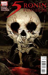 Cover Thumbnail for 5 Ronin (Marvel, 2011 series) #3 [Variant Cover]