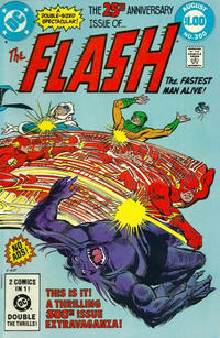 Cover Thumbnail for The Flash (DC, 1959 series) #300 [Direct]