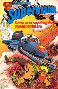 Cover Thumbnail for Supermann (Semic, 1977 series) #7/1981