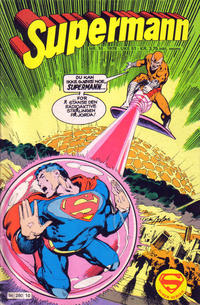 Cover Thumbnail for Supermann (Semic, 1977 series) #10/1978