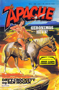 Cover Thumbnail for Apache (Semic, 1980 series) #2/1980