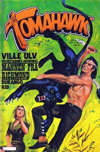 Cover Thumbnail for Tomahawk (Semic, 1977 series) #8/1977
