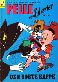 Cover Thumbnail for Daffys sommernummer (Allers Forlag, 1968 series) #1968