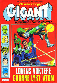 Cover Thumbnail for Gigant (Semic, 1977 series) #5/1978