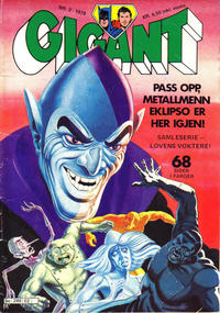 Cover Thumbnail for Gigant (Semic, 1977 series) #2/1978