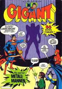 Cover Thumbnail for Gigant (Semic, 1977 series) #4/1977