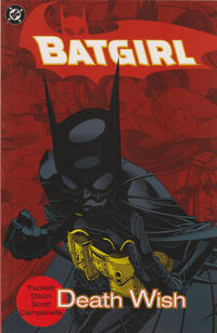 Cover Thumbnail for Batgirl: Death Wish (DC, 2003 series)