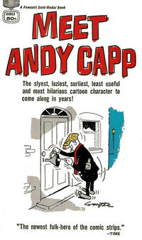 Cover Thumbnail for Meet Andy Capp (Gold Medal Books, 1964 series) #d1853