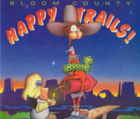 Cover Thumbnail for Bloom County Happy Trails (Little, Brown, 1990 series)