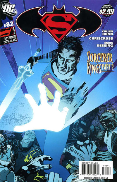 Cover for Superman / Batman (DC, 2003 series) #82
