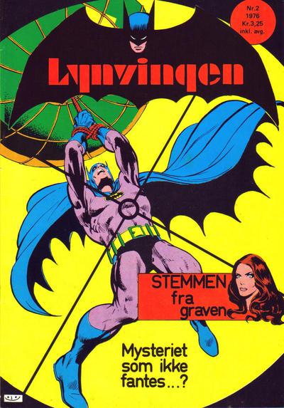 Cover for Lynvingen (Illustrerte Klassikere / Williams Forlag, 1969 series) #2/1976