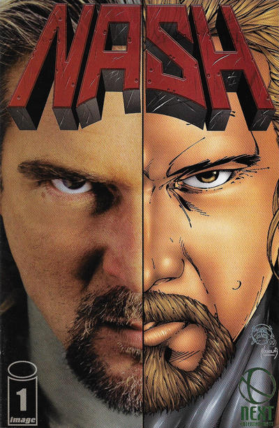 Cover for Nash (Image, 1999 series) #1