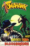 Cover for Tomahawk (Semic, 1977 series) #12/1982