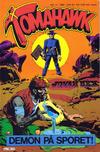 Cover for Tomahawk (Semic, 1977 series) #11/1982