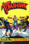 Cover for Tomahawk (Semic, 1977 series) #9/1982