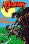 Cover for Tomahawk (Semic, 1977 series) #6/1983