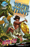 Cover for Wrath of the Titans (Bluewater / Storm / Stormfront / Tidalwave, 2007 series) #1 [Super Con Exclusive]