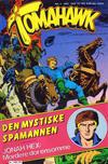Cover for Tomahawk (Semic, 1977 series) #4/1982