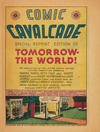 "Cover Thumbnail for Comic Cavalcade ""Tomorrow the World"" (1945 series)  [Special Reprint Edition]"