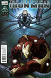 Cover for Invincible Iron Man (Marvel, 2008 series) #502