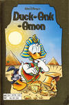 Cover for Donald Duck Tema pocket; Walt Disney's Tema pocket (Hjemmet / Egmont, 1997 series) #Duck-Ank-Amon