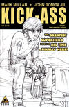 Cover Thumbnail for Kick-Ass (2008 series) #1 [Third Printing Variant]