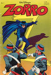 Cover for Zorro (Egmont Ehapa, 1979 series) #1/1979