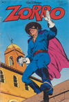 Cover for Zorro (Egmont Ehapa, 1979 series) #2/1979