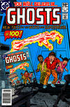 Cover Thumbnail for Ghosts (1971 series) #100 [Newsstand]