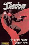 Cover for The Shadow (Carlsen Comics [DE], 1990 series) #4 - Die sieben Söhne der Ma Finn