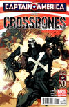 Cover for Captain America and Crossbones (Marvel, 2011 series) #1