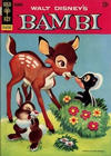 Cover for Walt Disney's Bambi (Western, 1963 series) #2
