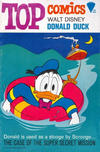 Cover for Top Comics Walt Disney Donald Duck (Western, 1967 series) #3