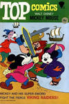 Cover for Top Comics Walt Disney Mickey Mouse (Western, 1967 series) #4