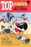 Cover for Top Comics Walt Disney Uncle Scrooge (Western, 1967 series) #2