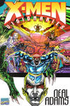 Cover Thumbnail for X-Men: Visionaries 2: The Neal Adams Collection (1996 series)  [Second Printing]