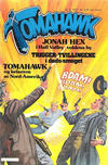 Cover for Tomahawk (Semic, 1977 series) #3/1977