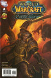 Cover for World of Warcraft: Curse of the Worgen (DC, 2011 series) #4