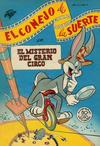 Cover for El Conejo de la Suerte (Editorial Novaro, 1950 series) #14