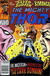 Cover for Thor (Marvel, 1966 series) #443 [Newsstand]
